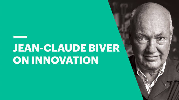 Jean-Claude Biver on Innovation