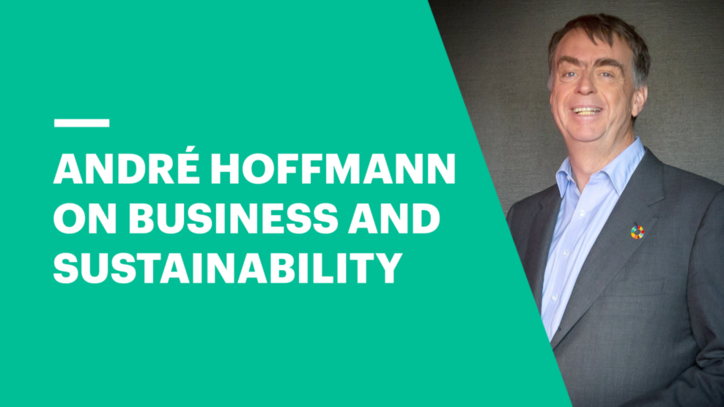 André Hoffmann on Business and Sustainability