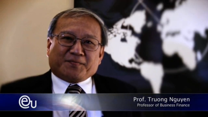 Interview with Lecturer Truong Nguyen - EU Geneva